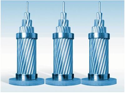 62%IACS钢芯高导电率铝绞线
