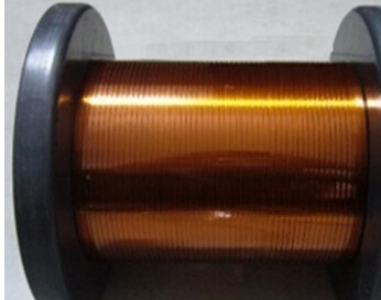 200级厚漆膜聚酯亚安聚酰胺酰亚胺复合漆包扁铜线