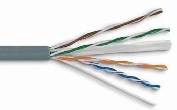 6类非屏蔽双绞线