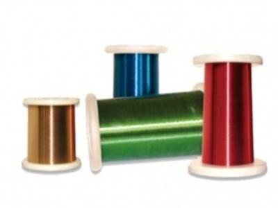 130级薄漆膜聚氨酯漆包圆铜线