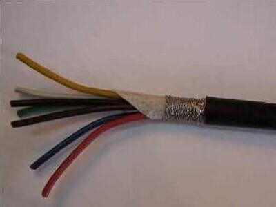 镀锡铜芯FEP绝缘电线电缆