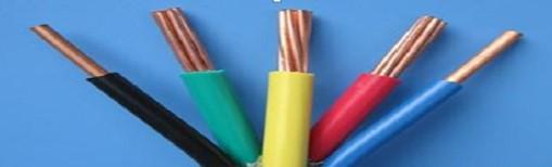 实心铜合金导体聚氯乙烯绝缘设备用电线