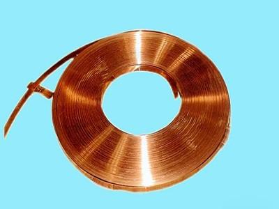 铜带电路示意图如何画