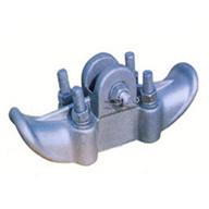 预绞式铝合金悬垂线夹的功能作用