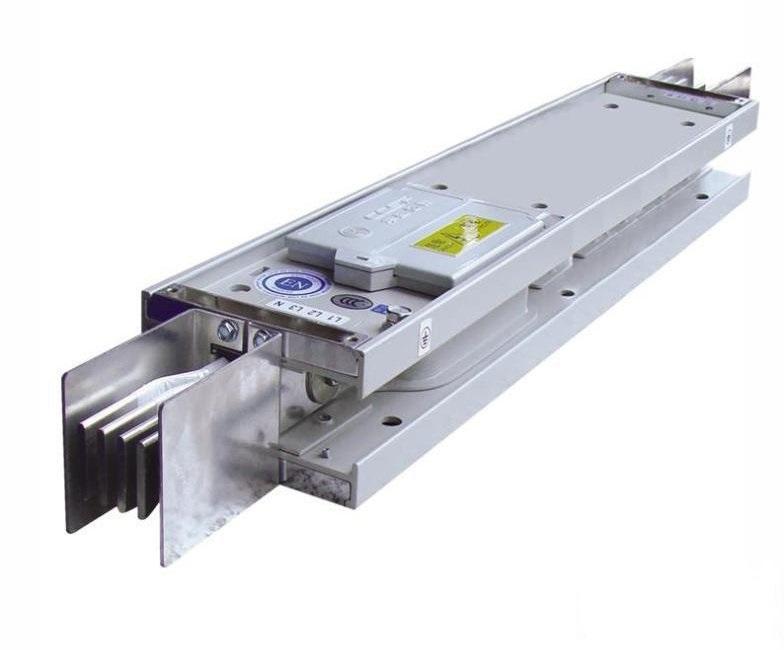 母线槽的安装方法