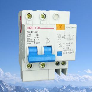 低压漏电保护器安装使用注意事项