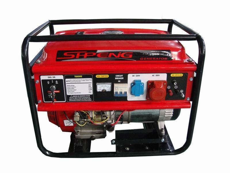 汽油发电机常见故障的原因及维修方法