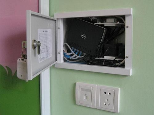 家用弱电箱该如何安装?家用弱电箱安装注意事项