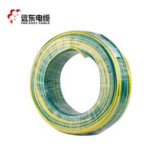 <span style='color:red;'>远东</span>电缆 BV1平方国标家装照明用铜芯电线单芯单股硬线100米