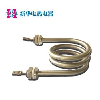 新华 不锈钢水加热管定制 电热管 厂家直销
