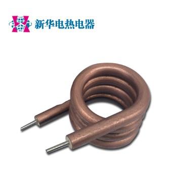 新华 镀铜加热管定制 电热管 厂家直销