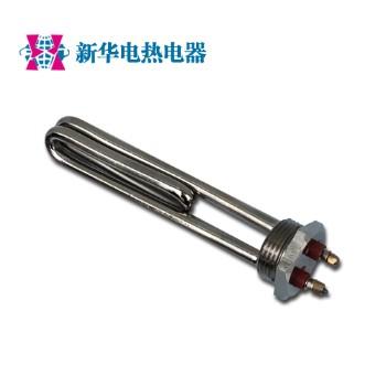新华铜镀镍水加热管(E-380,257)定制 加热管厂家直销