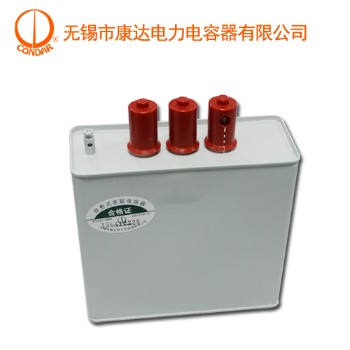 康达自愈式并联电容器BSMJ0.45-15-3