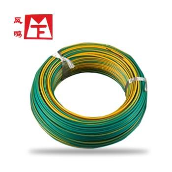 凤鸣电缆ZR-BV4平方国标阻燃铜芯 家装单芯硬线100米