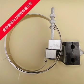 曲阜鲁电 ADSS光缆杆用引下线夹