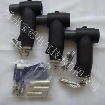 宝德电气 欧式后接避雷器HBLQ-17/50(配件齐全,3只/套)