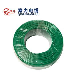 秦力电缆BV1平方国标铜芯电线100米