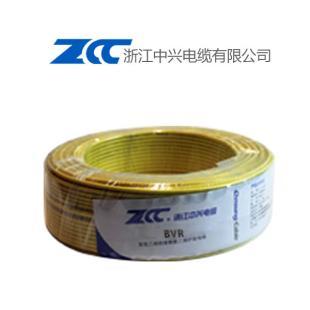 中兴电缆 BVR6铜芯聚氯乙烯绝缘电线100米