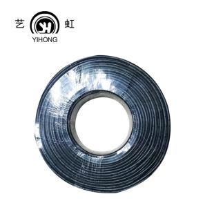 桐乡艺虹电线 AVVR2*0.3 护套线2芯 铜芯软线 国标正品