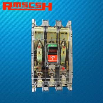 人民电气透明 DZ10塑料外壳式断路器 DZ10-250/ 330 空气开关