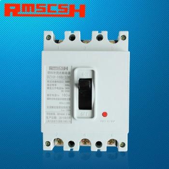 人民电气 DZ10塑料外壳式断路器 DZ10-100/ 330 空气开关