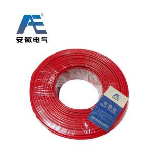 安徽电气电缆BV4平方国标铜芯电线100米