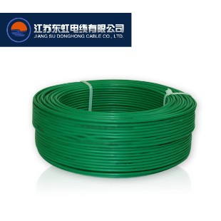 江苏东虹电缆<span style='color:red;'>BV2.5</span>平方国标铜芯电线100米