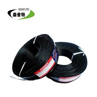 京诚信电线 <span style='color:red;'>RVV</span>3*0.5 护套线插座线 电源线 铜芯软电缆