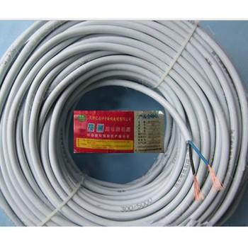 汇通坤宇电线电缆<span style='color:red;'>RVV</span>4×2.5平方国标铜芯电线100米