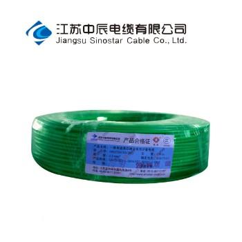 中辰凯电 BV4平方国标单股铜芯家用电线 单芯硬线 100米