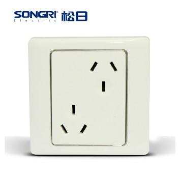【松日】 插座 S2008系列 六孔插座