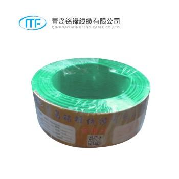 青岛铭锋电线电缆 BV1.5平方国标单股铜芯家用电线 单芯硬线 100米