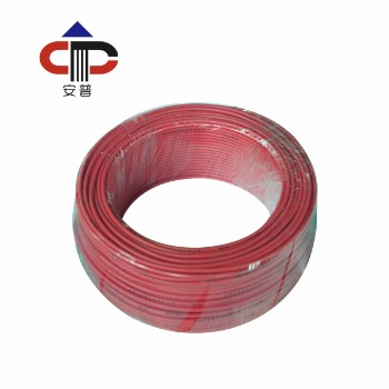 安普电线电缆BVR4平方国标铜芯线100 米