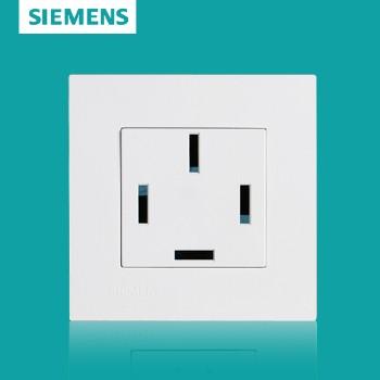 西门子开关插座面板 灵致白系列 三相四线插座 25A