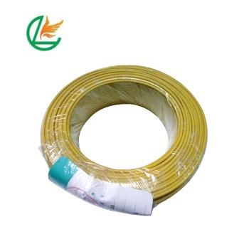 绿环电线电缆 BV1平方国标单股铜芯家用电线 单芯硬线 100米