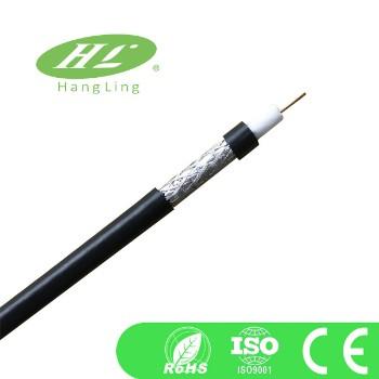 临安灵通SYWV-75-5国标有限电视线 带国家有线电视入网证号