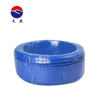 天盛线缆BVR6平方国标铜芯电线100米