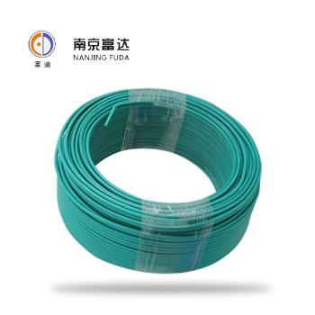 富达电线电缆BVR6平方国标铜芯电线100米