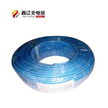 鑫辽北电线电缆BVR4平方国标铜芯电线95米