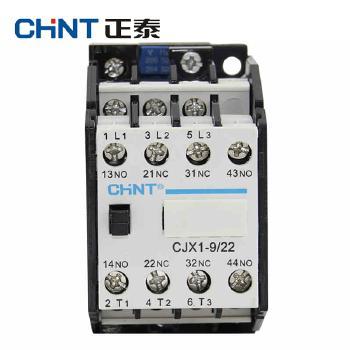 正泰交流接触器 cjx1-9/22