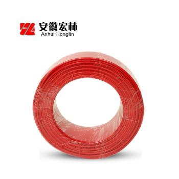 安徽宏林仪表BVR10平方家庭装修电线电缆100米