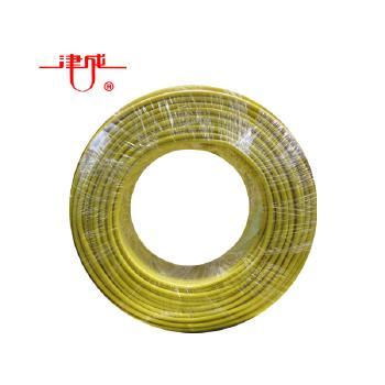 津成线缆BVR6平方 国标铜芯家装电线