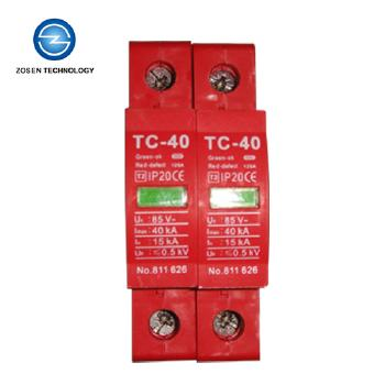 TC-185 供电系统C极防雷器系列 三相