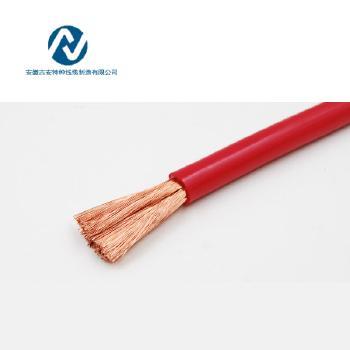 吉安特种线缆RV2.5平方国标铜芯电线多股软线100米 黄色