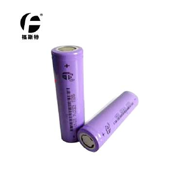 福斯特长江汽车电池CJS18650-2000EA 适用所有领域 18650锂电池平头动力2000mah