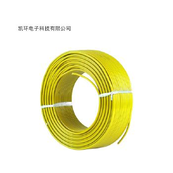 凯环电线电缆BV4平方 国标铜芯家装电线 100米