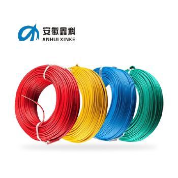 安徽鑫科线缆BVR2.5平方国标铜芯电线硬线100米