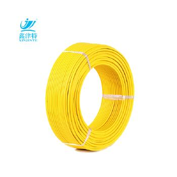 河南津特电缆BVR10平方 家装电线 100米软线