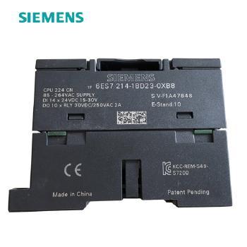 西门子模块  6ES7214-1BD23-0XB8