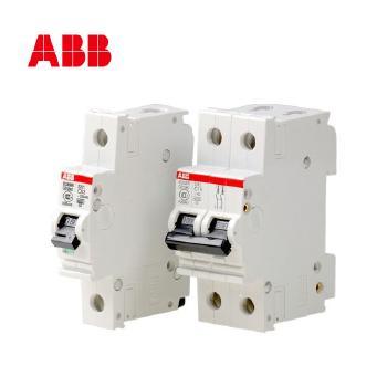 ABB S260H系列 小型断路器 S261H-C1